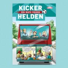 Kinder-Comic: Die Kicker-Helden 01/20