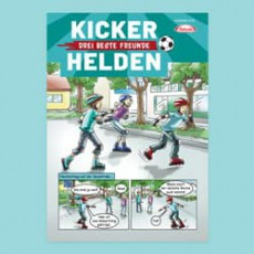 Kinder-Comic: Die Kicker-Helden 02/20