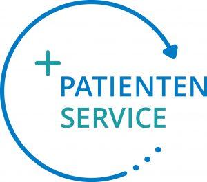 Patientenservice Logo