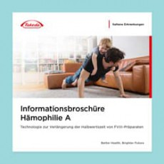 Informationsbroschüre Hämophilie A