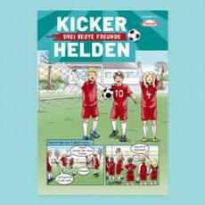 Kinder-Comic: Die Kicker-Helden 01/21